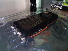 GAINWARD NVIDIA GeFORCE GTX 480 (1280 MB) GRAFIKKARTE - 557