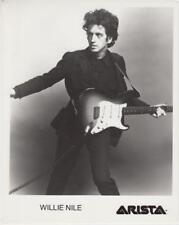 Willie Nile- Music Memorabilia Photo
