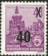 DDR 440 postfris 1954 Five-Year Plan (III) (niew Wertauf