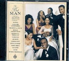 CD BOF / OST 14 TITRES--THE BEST MAN--THE ROOTS/SCOTT/BENET/BEYONCE/MARLEY/EVAN