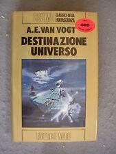 COSMO ORO - A. E. VAN VOGT - DESTINAZIONE UNIVERSO - NORD - OTTIMO - LIB38