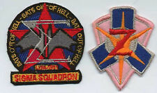Babylon 5 Squadron Patch Set - Sigma & Zeta Squadrons / Iron-On