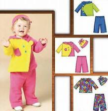 Child's Coat Pants Hat Pattern NB-L Butterick 4587 OOP