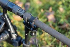 Bas Bungee Noir Support de Canne à Pêche Poignée Rod Rest avec Extenseur