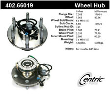 Wheel Bearing and Hub Assembly-AWD Front Right Centric 402.66019