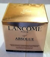 Lancome Absolue Creme 2.0 oz New Bottle with Free Gift