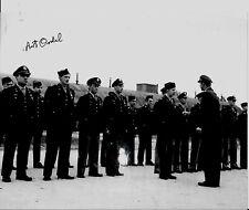 ART ORDEL 390TH BOMB GROUP 570TH BOMB SQUADRON B-17 BOMBADIER RARE SIGNED PHOTO