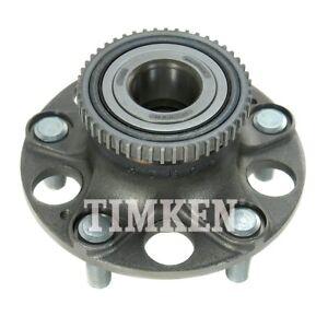 Wheel Bearing and Hub Assembly Rear Timken 512188