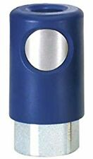 """Prevost Push Button Air Coupler for Industrial Style Fittings 1/4"""" NPT IRC061201"""
