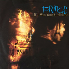 """PRINCE - If I Was Your Girlfriend (7"""") (VG+/VG)"""