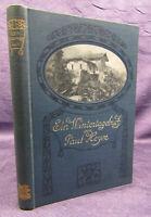 Heyse Ein Wintertagebuch (Gardone 1901-1902) 1903 Widmungsexemplar sf