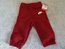 Nike Air Crew Baby Track-Suit Bottoms Unisex 9-12 Months New