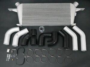 HPD Front Mount Intercooler Kit FOR Navara D40 ST-X V6