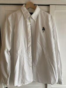 Ralph Lauren Ladies Shirt Size XL
