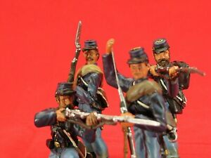 CONTE AMERICAN CIVIL WAR 57165 FIRING SET #1 - IRISH BRIGADE TOY SOLDIERS     22