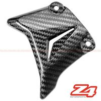 2017-2019 Z1000R Left Side Engine Throttle Cover Guard Fairing Cowl Carbon Fiber