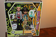 monster high two pack of 2009 cleo and deuce very rare first wave