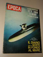 EPOCA=1963/656=USS THRESHER SUBMARINE DISASTER=ALEXANDRA KENT=DINO BUZZATI=
