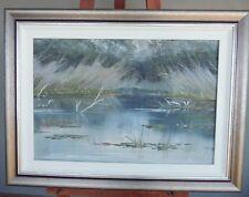 John Milenkovic original oil 'Tranquil Waters' Australia