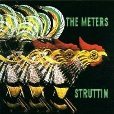 THE METERS - STRUTTON (REMASTERED) CD POP 14 TRACKS NEU