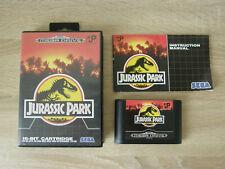Jurassic Park (complete) - Sega Mega Drive