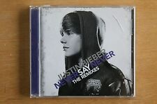Justin Bieber  ‎– Never Say Never - The Remixes     (Box C270)