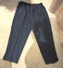 Black Pepper BNWT Size 18 Ink 7/8 Mech Stretch Pant RRP $ 69.95