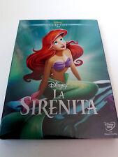 "DVD ""LA SIRENITA"" PRECINTADO SEALED CON FUNDA CARTON SLIPCOVER WALT DISNEY"