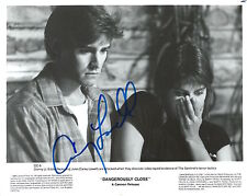 Carey Lowell signed 8X10 Original Still Photo - Rare - 007 Bond Girl