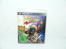 MONKEY ISLAND   SPECIAL EDITION COLLECTION   AB 12   PAL SONY PLAYSTATION 3  A10