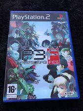 Shin Megami Tensei - Persona 3 FES - Ps2. Very rare. Excellent condition.