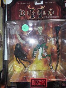 Diablo 2 Blizzard The Unraveler figure
