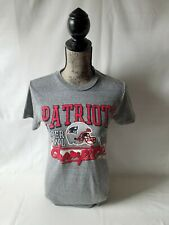 New England Patriots Super Bowl XLIX women's T-shirt size S