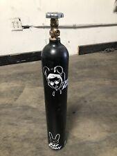 Nitrous Oxide Bottle - Black - Used