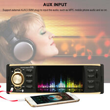 4.1 in 1 Din In Dash CD Car Player Bluetooth USB MP3 Stereo Audio Receiver V2L0