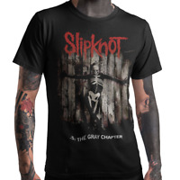 Slipknot 'The Gray Chapter' Rock Metal Alternative Music Official T-Shirt