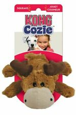 Kong Cozie Plush Toy - Marvin the Moose - Medium - Marvin The Moose