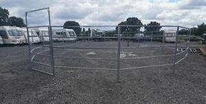 round horse pen turnout lunge pen *DELIVERY AVALIABLE*