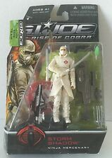 GI Joe Action Figure Sealed The Rise Of Cobra Storm Shadow Ninja Mercenary