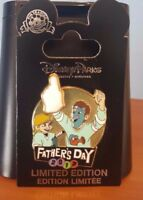 Disney Pin Fathers Day 2017 New Inside Out Pin Riley And Father Father's Day Pin