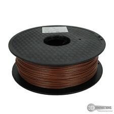 3D Innovations 3D Printer Filament (1 Kg, PLA, Brown, 1.75 mm Dia.)
