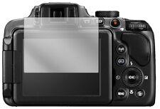 6x protector de pantalla para Nikon d60 claro transparente protectora protector de pantalla