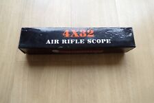 SPORTSMARKETING AIR RIFLE SCOPE 4X32