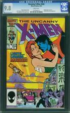The X-MEN  #204  High Grade!  CGC  NM/M9.8