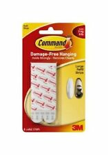 10 X 3m Command Large Refill Poster Hanging Strips 17023p Picture Print Frame
