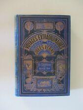 """Jules Verne Hetzel «Un capitaine de 15 ans """"  1878  E.O."""