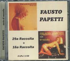 Fausto Papetti – 29ª Raccolta + 16ª Raccolta FIRST TIME ON CD!