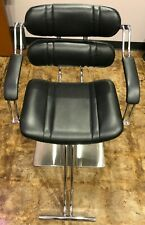 Hair Stylist Chair New Never Used Black San Antonio Pick Up Only