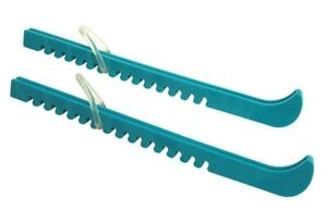A&R Sports FIGURE SKATE Blade Guards, Walk-On & Protect Blades - TEAL