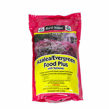 Fertilome Plant Food & Insecticide Plants Protector fertilizer Evergreen 4Lb New